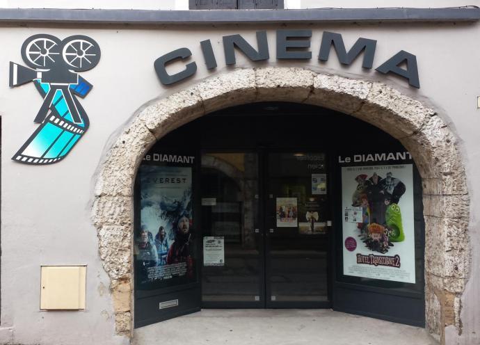 Cinéma Le Diamant à Pont-de-Beauvoisin