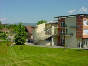 Collège le Guillon - 38480 Pont-de-Beauvoisin - Etablissements scolaires