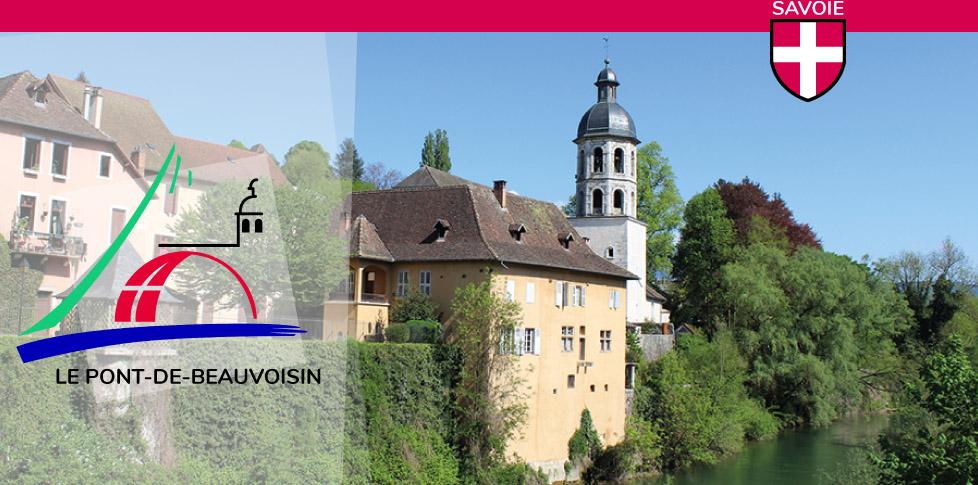 Bienvenue au Pont-de-Beauvoisin - Site internet de la commune - Savoie, 73330