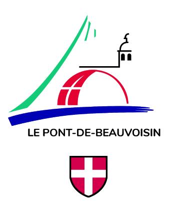 Logo Pont de Beauvoisin Savoie