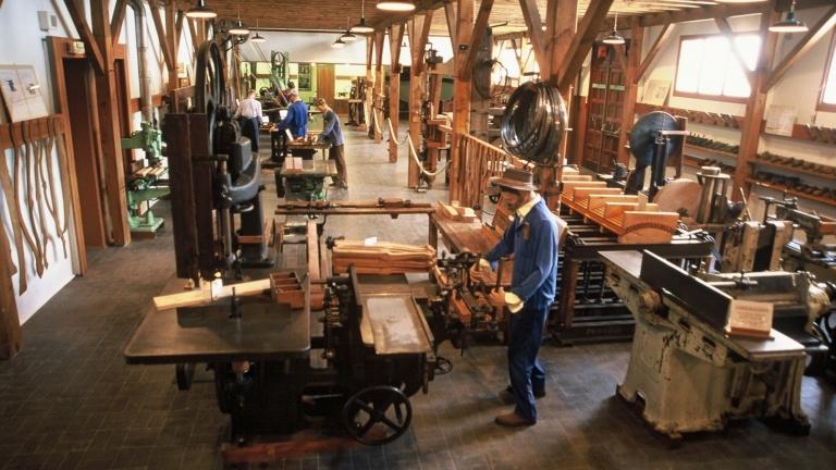 Musée de la Machine à bois