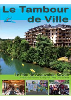 Tambour de Ville Janvier 2019