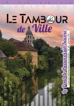 Tambour de Ville Janvier 2021
