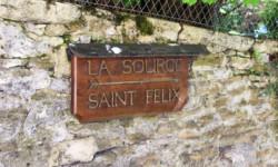 Bienvenue au Pont-de-Beauvoisin - Descente de la source St Félix