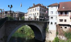 Bienvenue au Pont-de-Beauvoisin - Le pont François 1er